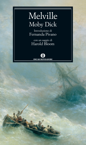 """Moby Dick"", di Hermann Melville."
